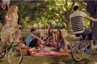 Matalan pushes spring clothing range with picnic ad
