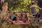Matalan pushes spring clothing range with picnic ad