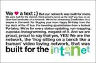 Three rolls out manifesto-style ad for internet offering
