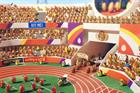 Cadbury's takes Crème Eggs to the Olympics