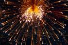 Drones used to capture close-up fireworks images for new Sony TV campaign