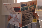 The New Day: media agencies' view on paper's closure