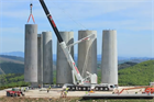 Acciona opens tower factory in Mexico