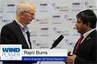 Windpower TV -  GE senior engineer Rajni Burra