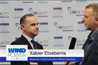 Windpower TV -  Gamesa business CEO Xabier Etxeberria