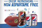 Aspartame-free variant won't keep the fizz in Diet Pepsi
