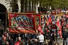 TUC co-ordinates 'positive' campaign by unions over Trade Union Bill