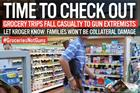 Gun-control group petitions Kroger to ban open carry in stores