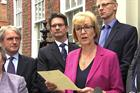 Flop of the month: 'Mothergate' row leaves Andrea Leadsom's Tory leadership ambition in tatters