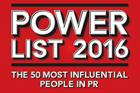 PRWeek US Power List 2016