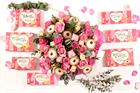 Showcase: Cirkle creates Valentine's Day bouquets to promote Mr Kipling cakes
