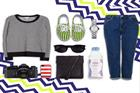We Are Social uses online 'outfit grids' for new Evian campaign