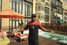 Watch: 50 Cent welcomes you 'In Da Hostel' for global Hostelworld campaign