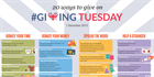 UK's second #GivingTuesday rallies range of celebs and 1,400 corporates
