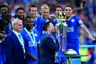 Showcase: HSE Cake helps Barclays celebrate Leicester's Premier League win