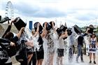Flack #IceBucketChallenge special: Shameless shoutouts and human centipedes