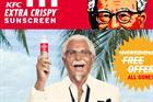 Inside KFC's decision to make fried chicken sunscreen