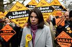 Listen: PR 'drags off' new Lib Dem Richmond MP Sarah Olney during Talk Radio interview