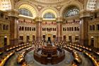 Ketchum lends Library of Congress a hand with National Book Festival