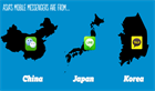 Asia's Mobile Messengers Show the Next Stage of Digital Transformation