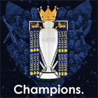 Leicester City wins the league (of fastest-growing UK Instagram accounts)
