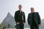 PR folk in Rio: Sherlock's adopted Brazilians soak up the atmosphere