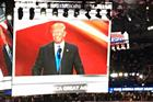 RNC night one: Trump makes 'surprise' appearance; Rudy delivers the red meat