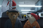 Watch: Heathrow teddy bears highlight the joy of coming home for Christmas