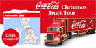 Coca-Cola gets interactive on Twitter for launch of Christmas truck tour