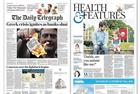 Telegraph redesigns print edition for 160th birthday