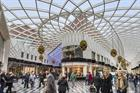 Review: New Victorian style shopping centre for Leeds