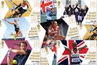 Royal Mail reveals 'secret six' Gold Medal Stamp printers