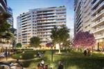 Plans submitted for 9.3-hectare Canary Wharf scheme