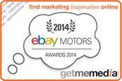 Sponsor the eBay motors awards 2014 and reach 3 million motor enthusiasts