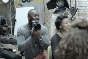 Idris Elba takes part in Launching People