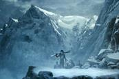 Sochi 2014 athletes face up to epic task in BBC 'Nature' ad