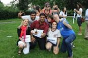 Wunderman: staff take part in the company's sports day