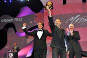Ogilvy & Mather Amsterdam: wins the Media Lions Grand Prix