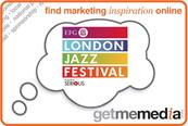 Be a part of the EFG London Jazz Festival