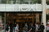 Next marketing chief departs as online helps full-price sales swing back into growth
