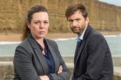 Broadchurch: Olivia Colman and David Tennant