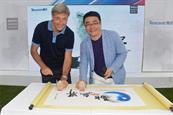Tencent and Dentsu Aegis Network sign next-era partnership at Cannes Lions