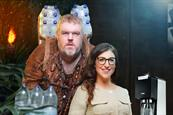 SodaStream hires Game of Thrones' Hodor in latest chapter of crusade against plastic bottles