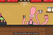 Starbucks launches animated web series