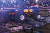 History of advertising: No 154: Volvo's Bear Foot monster truck