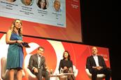 Leading figures from Facebook, the CBI, King and Warner Bros discussed talent