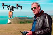 Amazon: Jeremy Clarkson starring in an Amazon Fire TV campaign