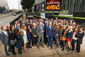 Campaign Media Awards 2013: Outdoor Sales Team of the Year