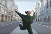 How Simeon Qsyea choreographed Bose's dance ad in empty London streets