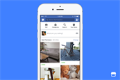 Facebook enters online marketplace sector